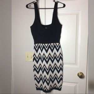 XOXO Fitted Dress